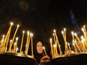 Во время Рождественских богослужений обеспечивать порядок в Украине будут более 25 тысяч милиционеров