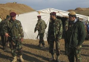 В Ираке в столкновении оппозиционеров-суннитов с военными погибли более 20 человек