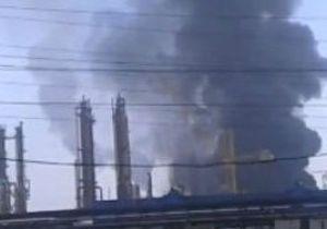 Стирол - Горловка - взрыв в Горловке - аммиак - Авария на заводе Стирол в Горловке ликвидирована, есть пострадавшие - концерн