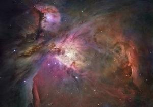 Астрономы обнаружили в туманности Ориона органические молекулы