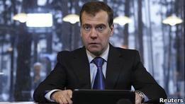 Русская служба Би-би-си: Медведеву в Брюсселе придется отчитаться за выборы
