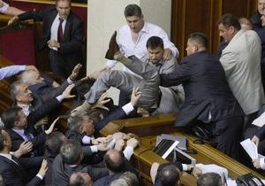 СМИ: нужно ли вводить парламентскую милицию?