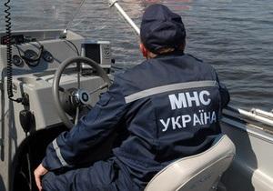В Черкасской области организаторы дискотеки оставили 100 человек на острове посреди Днепра
