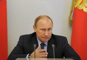The Washington Post исследовала привычку главы РФ искать предателей, Los Angeles Times назвала шесть личин Путина