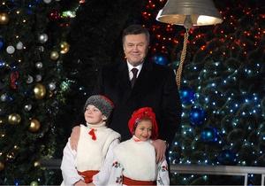 ТВі не будет транслировать новогоднее поздравление Януковича
