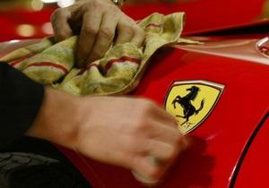 Сегодня в Киеве открывается первый в Украине автосалон Ferrari