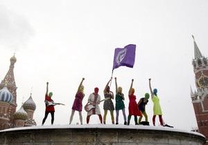 В Роспатенте название бренда Pussy Riot сочли непристойным и оскорбительным