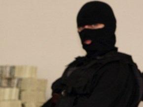 В офис Нафтогаза ворвались неизвестные в масках