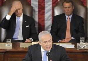 Нетаньяху выступил перед конгрессом США: Иерусалим не будет разделен, но компромиссы возможны