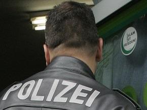 Пьяный австриец ездил на машине без переднего колеса