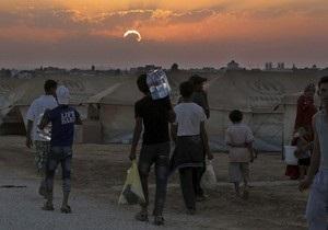 ООН: Общее число беженцев из Сирии достигло почти 150 тысяч