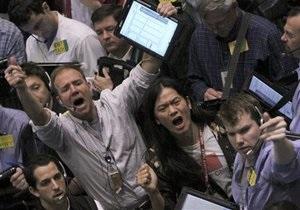 На украинском фондовом рынке господствуют продавцы