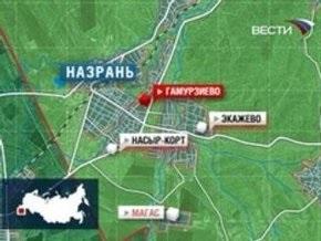В Ингушетии обстреляли из гранатометов аэропорт