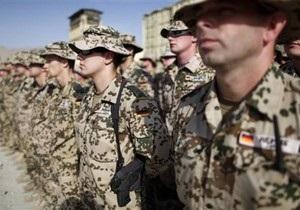 Немецкие военные планируют масштабное наступление на талибов в Афганистане