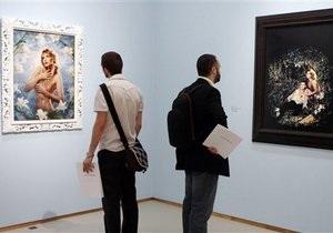 Британские ученые: Любуясь картинами, человек испытывает чувство влюбленности