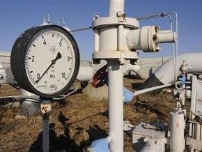 Экспорт газа из России сокращается