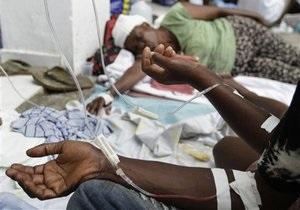 Вспышка холеры на Гаити: 135 погибших
