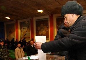 За Тимошенко в тюрьмах проголосовали более половины заключенных