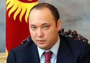 Сын Бакиева перед началом беспорядков улетел в США