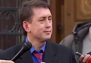 Член комитета ВР по вопросам правосудия сравнил пленки Мельниченко с ящиком Пандоры