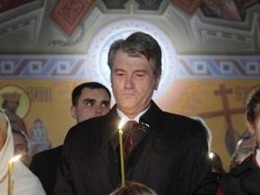 Во Львове сравнили рейтинги Ющенко и Христа