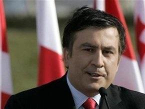 Саакашвили не намерен досрочно уходить с поста главы государства