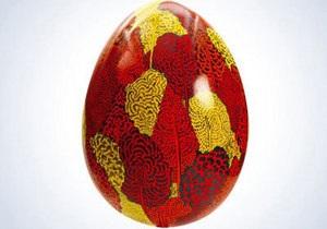 Новости Великобритании - странные новости: В Шотландии неизвестные похитили гигантское пасхальное яйцо