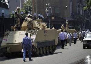 Беспорядки в Египте - столкновения в Египте: В столкновениях в Египте погибли более 30 человек