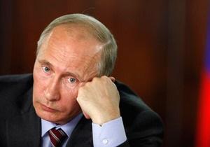 Путин посоветовал Западу надавить на Грузию для вступления России в ВТО