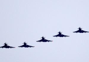 Авиация НАТО нанесла очередной удар по Триполи