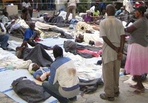 Президент Гаити заявил о тысячах погибших в результате землетрясения
