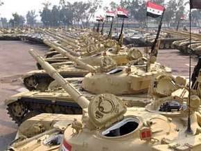 Ирак возглавил мировой список импортеров вооружений