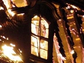 В Сумской области в результате пожара погибли два ребенка
