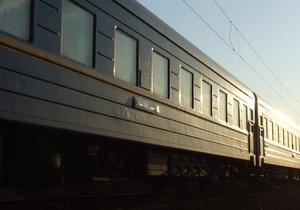 В Харьковской области поезд Санкт-Петербург - Севастополь переехал женщину