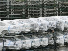 В Украине производство транспортных средств сократилось в 6,6 раза