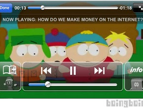 Apple запретила смотреть South Park на iPhone