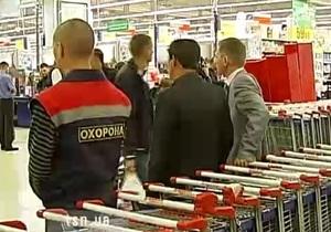 СМИ: В Киеве пытались расстрелять охрану супермаркета