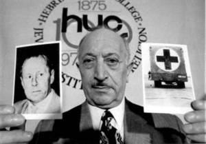 Охотник за нацистами Симон Визенталь оказался агентом Моссада