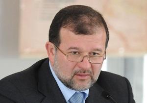 Балога отстранил от выполнения обязанностей начальника МЧС в Крыму