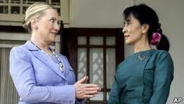 Президент США впервые в истории посетит Бирму