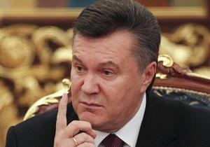 Янукович обратился к украинцам по случаю Дня памяти жертв голодоморов