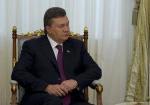 МК: Янукович попытался выпросить у Путина в Астане несуществующий статус