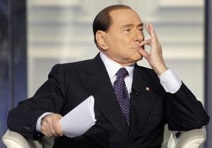 Берлускони возглавил правоцентристскую коалицию Италии