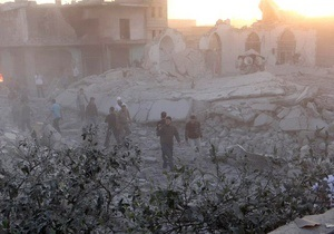 Война в Сирии - ООН: Конфликт с оппозицией обошелся сирийским властям в $60-80 млрд