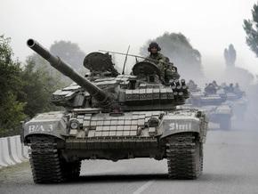Генштаб РФ:  Трофейная грузинская бронетехника не поступала на вооружение российской армии