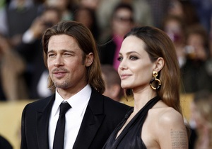 СМИ: Анджелина Джоли и Брэд Питт ждут двойню