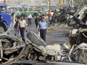 В Ираке вновь прогремели взрывы: погибли семь человек