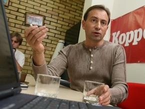 Томенко запускает социальную рекламу Гоголь об Украине