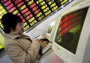 Обвал настиг украинский фондовый рынок сегодня