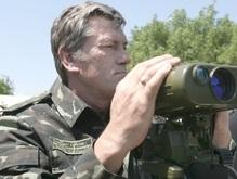 В ПР заявили, что Ющенко готовит военный переворот